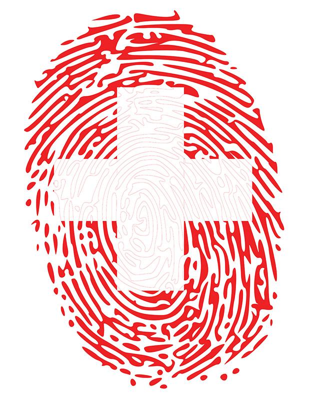 Swissness Fingerabdruck EXTRAMET AG