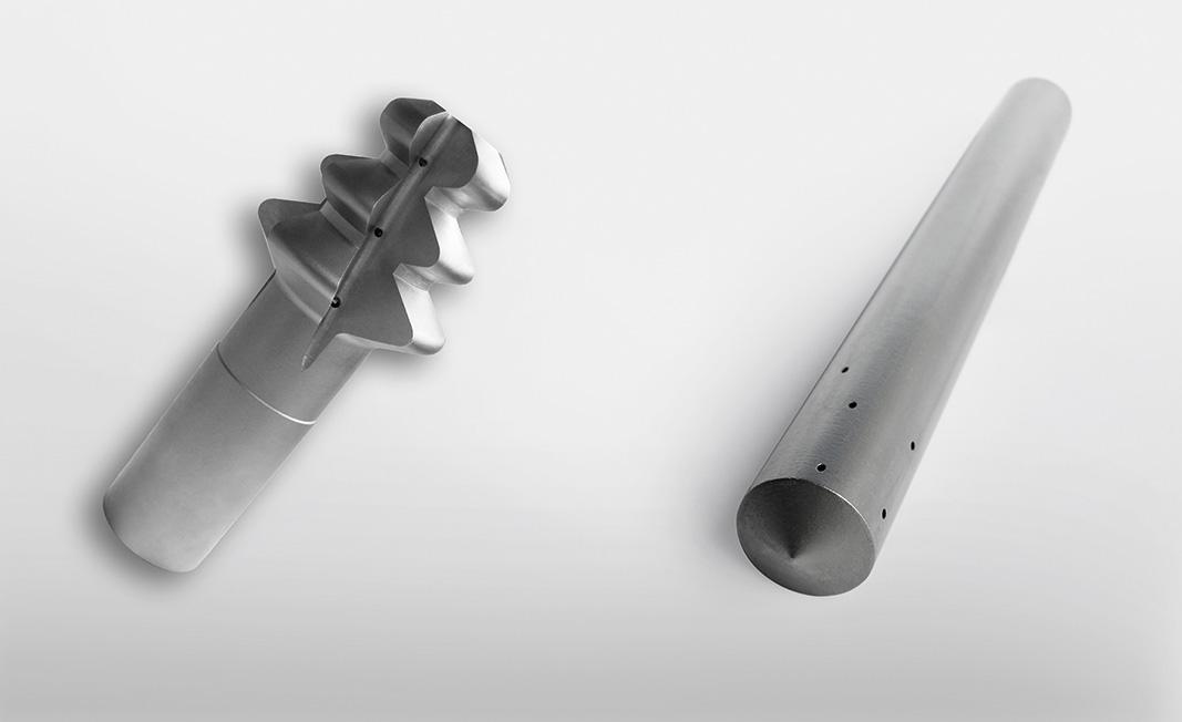 Formrohlinge für die Luftfahrtindustrie